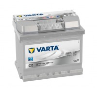 VARTA C6 Silver Dynamic 12V 52Ah 520A Autobatterie 552 401 052