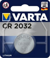 Varta Electronics CR2032 Lithium Knopfzelle 3V (1er Blister) UN3090