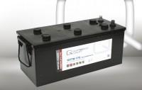 Q-Batteries 12TTB-175 12V 175Ah (C20) geschlossene Blockbatterie, positive Röhrchenplatte