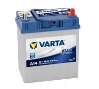 VARTA A14 Blue Dynamic 12V 40Ah 330A Autobatterie 540 126 033