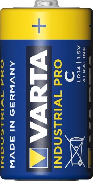Varta Industrial Pro Baby C Batterie 4014 (lose)