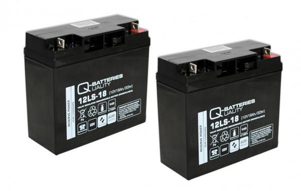 Ersatzakku für APC Smart-UPS XL SUA750XLI RBC7 RBC 7 / Markenakku mit VdS