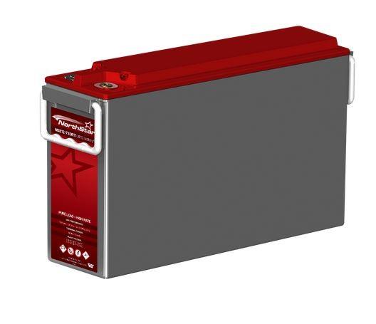 Northstar Red NSB 12-730RT 12V 728 Watt / Zelle (15 Min. 1,67V bei 25°C) AGM Batterie
