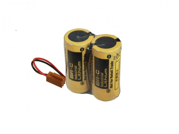 Batteriepack Lithium Baby C 6V 5000mAh für BR-CCF2TH, BR-CCF2TH