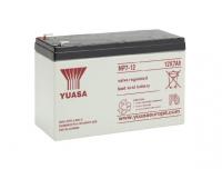 Yuasa NP7-12 7Ah 12V Bleiakku mit VdS Zulassung Nr. G189099
