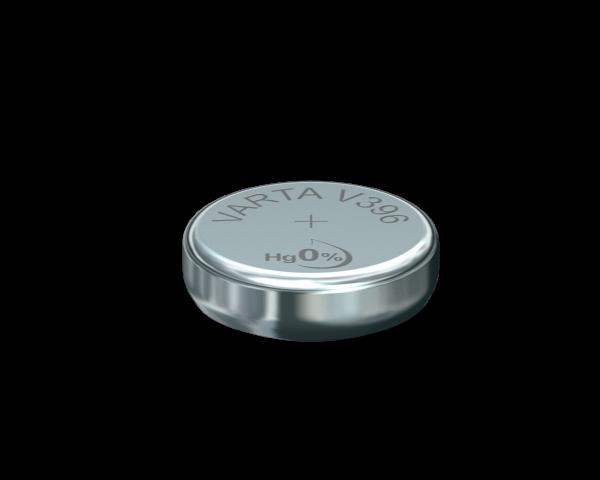Varta Watch V396 SR59 1,55 V Uhrenbatterie High Drain 27mAh (1er Blister)