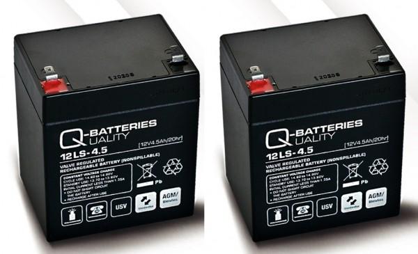 Ersatzakku für APC Smart-UPS SU500J RBC20 RBC 20