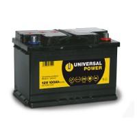 Universal Power Semitraktion UPA12-100 12V 100Ah (C100) Solar Batterie Wohnmobilbatterie zyklenfest