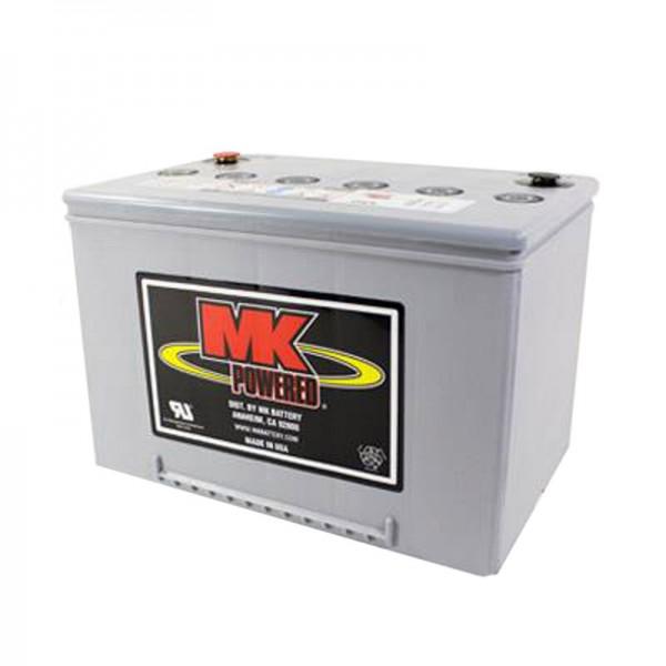 MK Battery 12V 60Ah Blei Gel Akku zyklenfest M34 SLD G