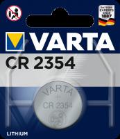 Varta Electronics CR2354 3V Lithium Knopfzelle (1er Blister) UN3090