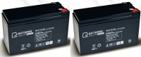 Ersatzakku für APC Smart-UPS DLA750I RBC48 RBC 48 / Markenakku mit VdS
