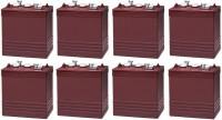 Ersatzakku-Set Trojan Batterien für John Deere E-Gator GC2 48V