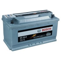 Bosch S5 013 Autobatterie 12V 100Ah 830A