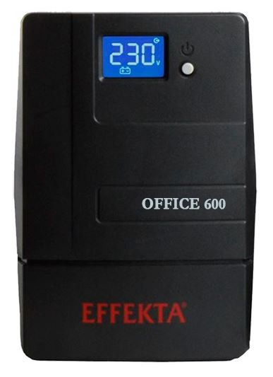 Effekta Office 600 Line-interactive USV 600VA 360W