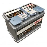 Bosch S5 A08 Autobatterie AGM Start-Stop 12V 70Ah 760A