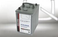 Q-Batteries 6TTB-225US 6V 225Ah (C20) geschlossene Blockbatterie, positive Röhrchenplatte