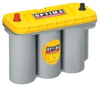 Optima Yellow Top YT S - 5.5, 12V 75Ah, AGM Zyklenfest, Spiralcell Technologie