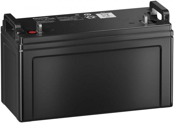 Panasonic LC-XB12100P 12V 100Ah Blei-Vlies Akku AGM