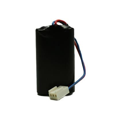 Batterie Lithium 3,6V 6500mAh kompatibel mit Daitem Alarmanlage Gefahrgut nach UN3090 Lithium Batter