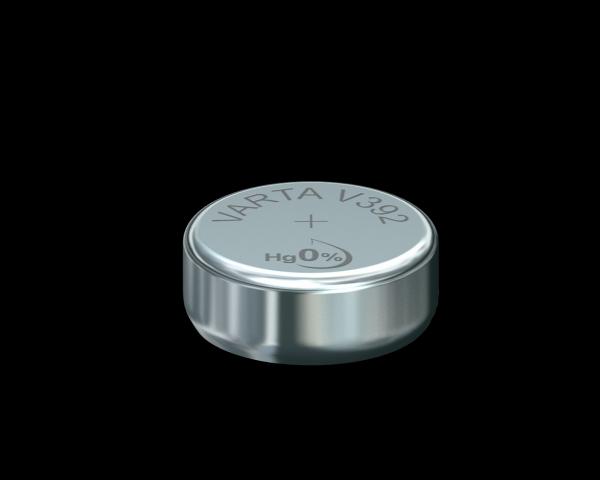 Varta Watch V392 SR41 1,55 V Uhrenbatterie High Drain 40mAh (1er Blister)