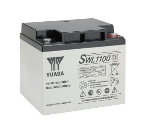 Yuasa SWL1100 39,6Ah (10h) mit 1100 Watt 12V Bleiakku SWL-Serie AGM Akku