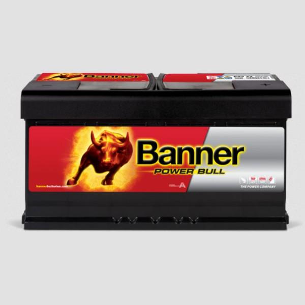 Banner P9533 Power Bull 12V 95Ah 780A Autobatterie