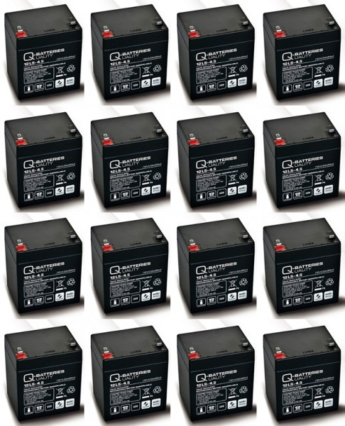 Ersatzakku für APC Smart-UPS RT SURTD3000XLI RBC44 RBC140