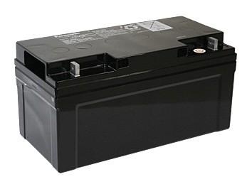 Panasonic LC-P1275P 12V 75Ah Blei-Vlies Akku AGM