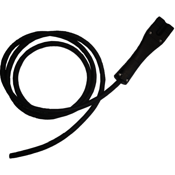 Golfcart Stecker 3pin für E-Z-GO RXV 36V 48V mit 3m Kabel