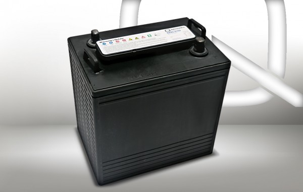 Q-Batteries 6DC-210 6V 210Ah Deep Cycle Traktionsbatterie