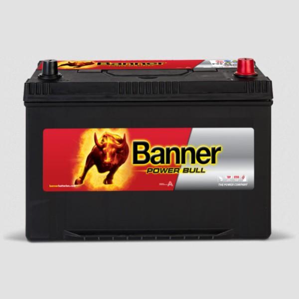 Banner P9504 Power Bull 12V 95Ah 740A Autobatterie