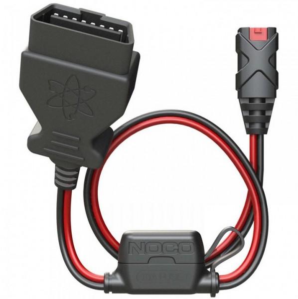 Noco Genius Verbinderkabel GC012 für OBDII Auto-Anschluss Ladegeräte G750, G1100, G3500 und G7200, G