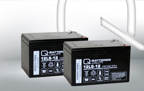 Ersatzakku für Belkin Regulator Pro Net F6C1000-EUR / Markenakku mit VdS