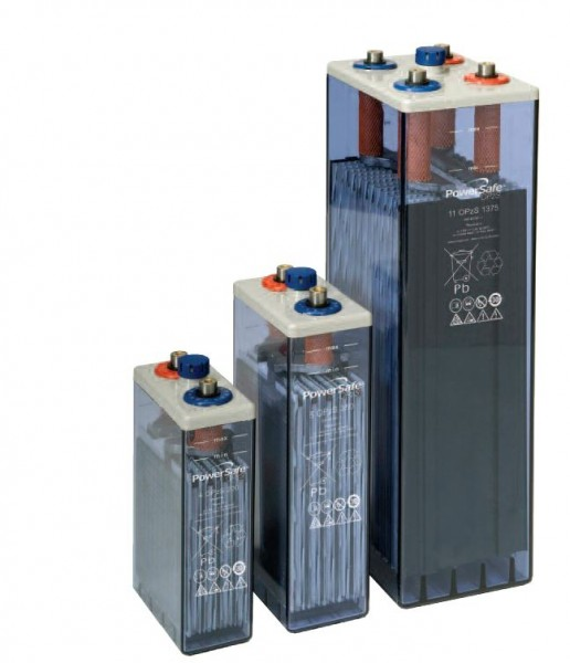 Hawker Enersys PowerSafe 18 OPzS 2250 2V - 2600Ah (10h) Einzelzellen