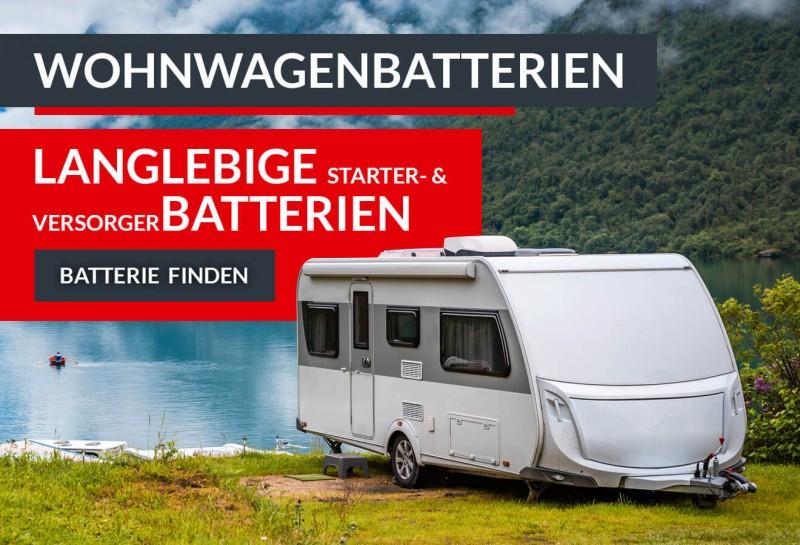Passende Wohnwagenbatterie anzeigen