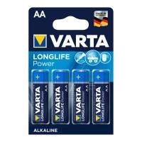 Varta Longlife Power Mignon AA Batterie 4906 LR06 (4er Blister)
