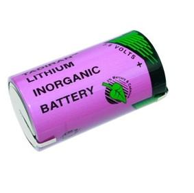 Tadiran SL-2780/T ER-D Lötfahne Industriezelle Lithium-Thionylchlorid 3,6V 19000mAh Gefahrgut nach U
