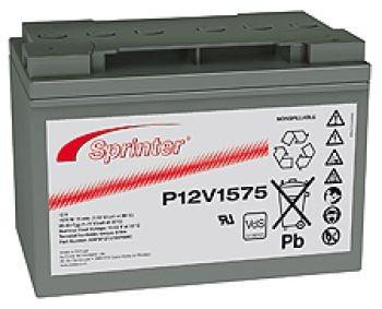 Exide Sprinter P P12V1575 12V 61Ah Blei-AGM Akku