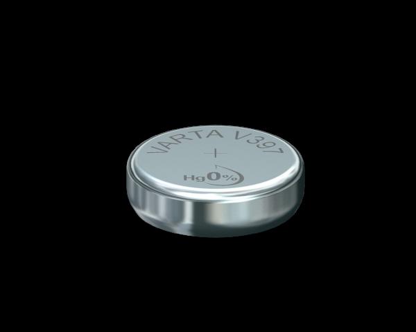 Varta Watch V397 SR59 1,55 V Uhrenbatterie 23mAh (1er Blister)