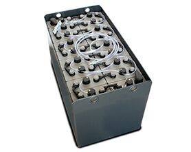Q-Batteries 36V Gabelstaplerbatterie 5 PzS 525 Ah (615 x 605 x 550mm L/B/H) Trog 4032900