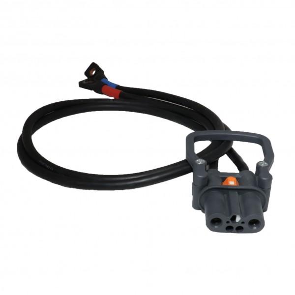 Rema MRC 320 Dose mit Endableiter 1800/1800/70mm² mit Griff montiert Kodierstft für Nassbatterien