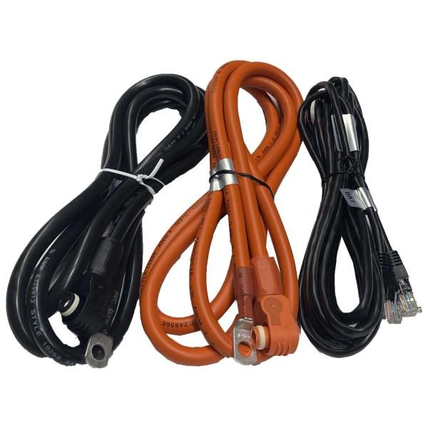 Kabelsatz für Pylontech US2000 und US 2000 Plus Lithiumspeicher