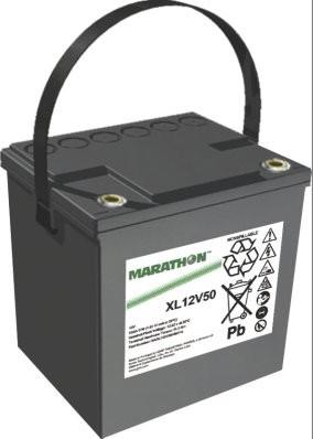 Exide Marathon XL12V50 12V 50,4Ah AGM Blei Akku VRLA