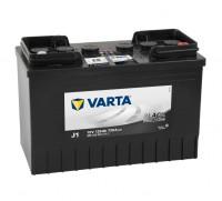VARTA J1 ProMotive Heavy Duty 12V 125Ah 720A LKW Batterie 625 012 072